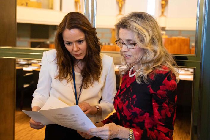 欧洲福音联盟督促芬兰尊重议员的宗教自由权