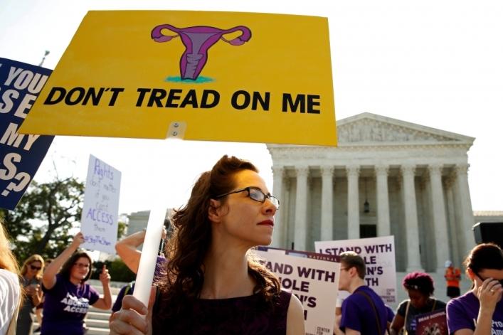 报告:密西西比州的15 周堕胎禁令与欧洲多数国家一致